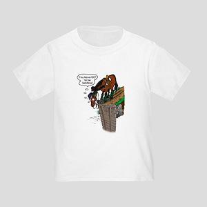 Event Horse at Drop Toddler T-Shirt
