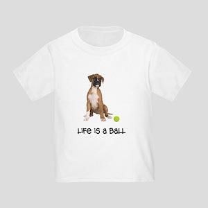 Boxer Life Toddler T-Shirt