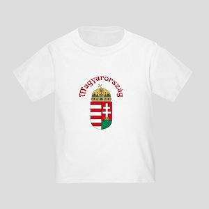 Hungary Toddler T-Shirt