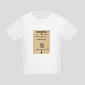 King Edward III Toddler T-Shirt