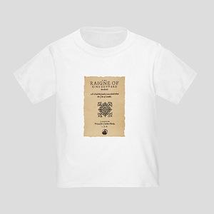 King Edward III (1596) Toddler T-Shirt