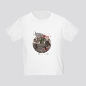 Oz Things are not Always What they Seem Toddler T-
