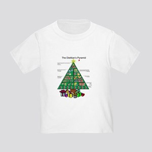 Dietitian Christmas Toddler T-Shirt