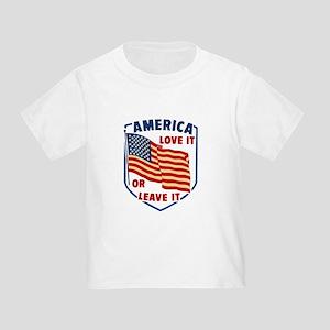 America Love it T-Shirt