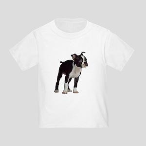 Boston Terrier Toddler T-Shirt