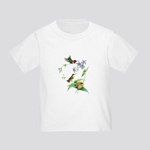 Hummingbirds Toddler T-Shirt