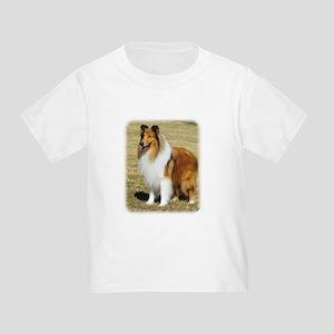 Collie Rough AF036D-028 Toddler T-Shirt