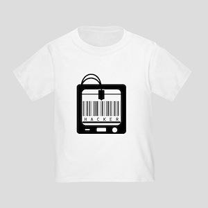 3D printer Hacker BC T-Shirt