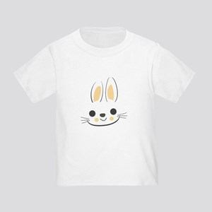 Easter Bunny Face Funny Pascha Holiday Eas T-Shirt