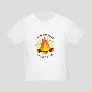 """S'more Fun"" Toddler T-Shirt"