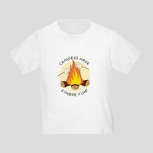 """S'more Fun"" Toddler T-Shirt"