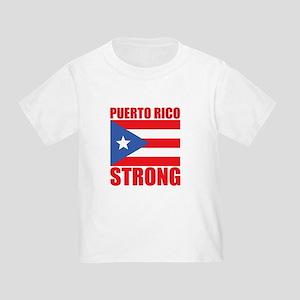 puerto rico strong T-Shirt