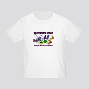 I Love Bacteria Toddler T-Shirt