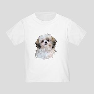 Shih Tzu Lover Toddler T-Shirt