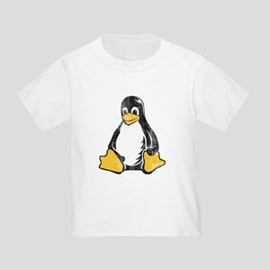 linux tux penguin Toddler T-Shirt