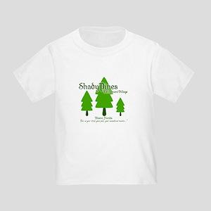 Shady Pines Retirement Village T-Shirt