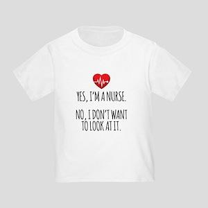Yes I'm a Nurse T-Shirt
