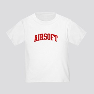 Airsoft (red curve) Toddler T-Shirt