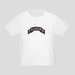 3D Ranger BN Scroll Toddler T-Shirt