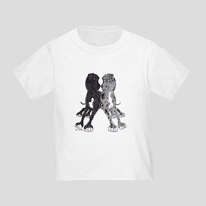 NBlkW NMrlW Lean Toddler T-Shirt