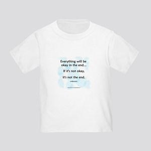 """Okay"" Toddler T-Shirt"