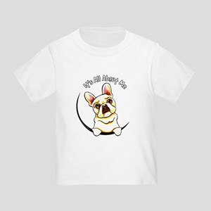 Fawn Frenchie IAAM Toddler T-Shirt
