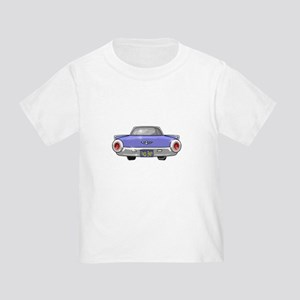 1961 Ford T-Bird Toddler T-Shirt