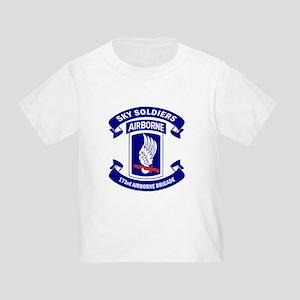 Offical 173rd Brigade Logo Toddler T-Shirt