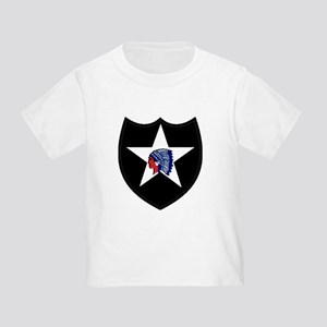 2nd Infantry Division Toddler T-Shirt