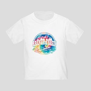 Arapahoe Basin Old Circle Toddler T-Shirt