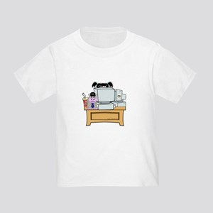 Abby Loves Bert Toddler T-Shirt