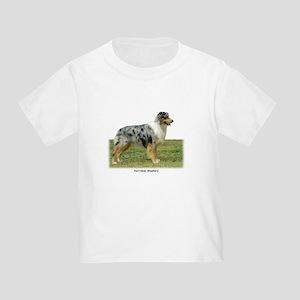 Australian Shepherd 9K7D-20 Toddler T-Shirt