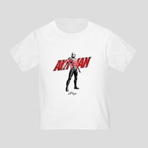 Ant-Man Standing Toddler T-Shirt