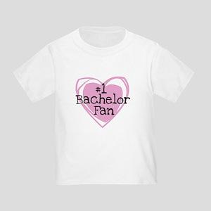 Number One Bachelor Fan Toddler T-Shirt