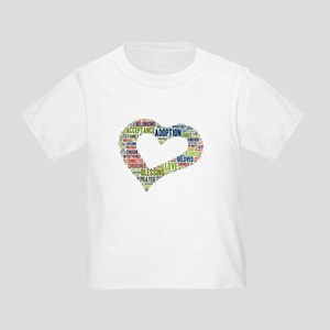 heart fulfilled Toddler T-Shirt