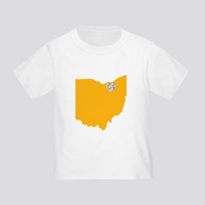 Ohio Cleveland Hear T-Shirt