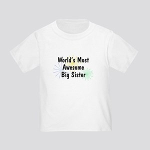 MA Big Sister Toddler T-Shirt