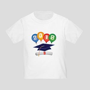 2018 Grad Toddler T-Shirt