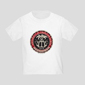 Uni. of American Samoa - Better Ca Toddler T-Shirt