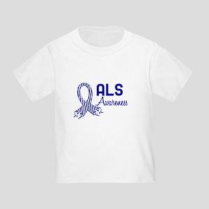 ALS Awareness Toddler T-Shirt