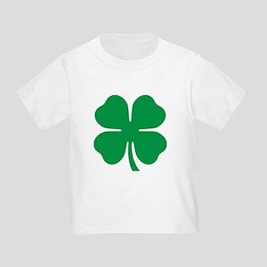 Four Leaf Clover Toddler T-Shirt