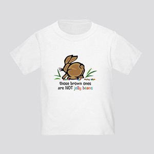 Brown Jelly Beans Toddler T-Shirt