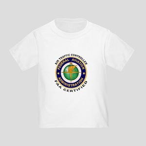 Air Traffic Controller Toddler T-Shirt