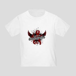 Amyloidosis Awareness 16 Toddler T-Shirt