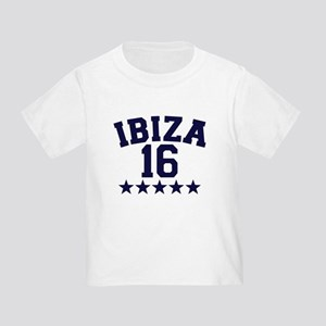 Ibiza 2016 Toddler T-Shirt
