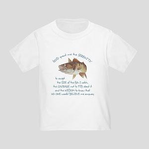 A Fishermans Prayer Toddler T-Shirt