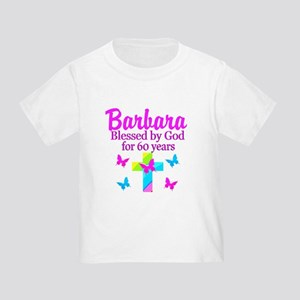 DELIGHTFUL 60TH Toddler T-Shirt