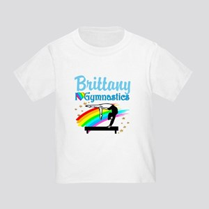GRACEFUL GYMNAST Toddler T-Shirt