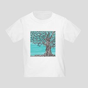 Decorative Tree Toddler T-Shirt