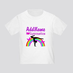 TALENTED GYMNAST Toddler T-Shirt